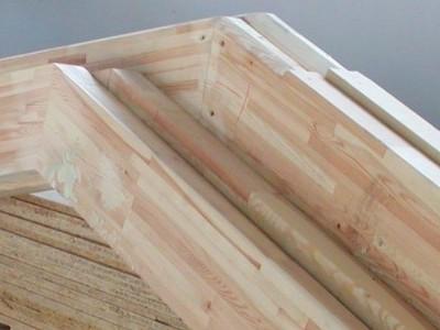 Drewno konstrukcyjne klejone