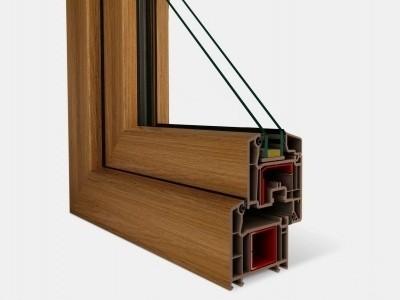 PVC windows<br><br>