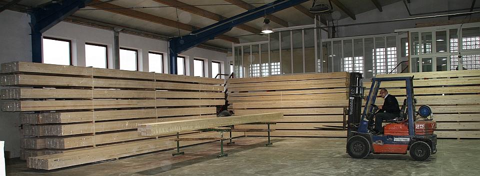 Drewno konstrukcyjne producent