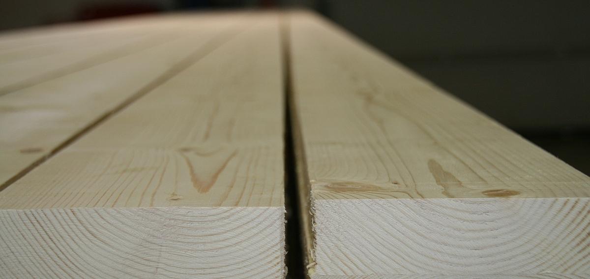 Drewno klejone - belki