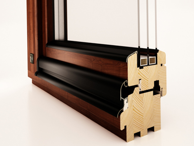 Wooden windows<br><br>