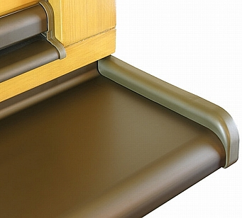 Parapety aluminiowe zewnętrzne
